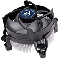 ARCTIC Alpine 12 CO - CPU Cooler for Intel 115x and 1200, for Continuous Operation, 92 mm PWM Fan, up to 100 W Cooling…