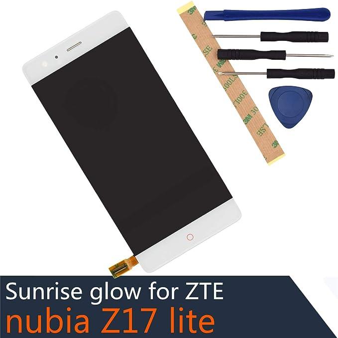 NX591J - Digitalizador de pantalla táctil para ZTE Nubia Z17 Lite ...