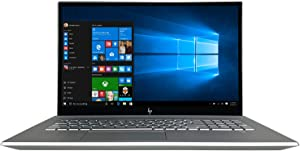 "HP Envy 17t 17.3"" FHD (1920x1080) Touchscreen Laptop - 10th Gen Intel Core i7-10510U Quad-Core CPU up to 4.90 GHz, 64GB DDR4 RAM, 2TB M.2 SSD, GeForce MX250 4GB GDDR5, DVD-Writer, Windows 10 Pro"