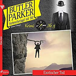 Exotischer Tod (Butler Parker 5)