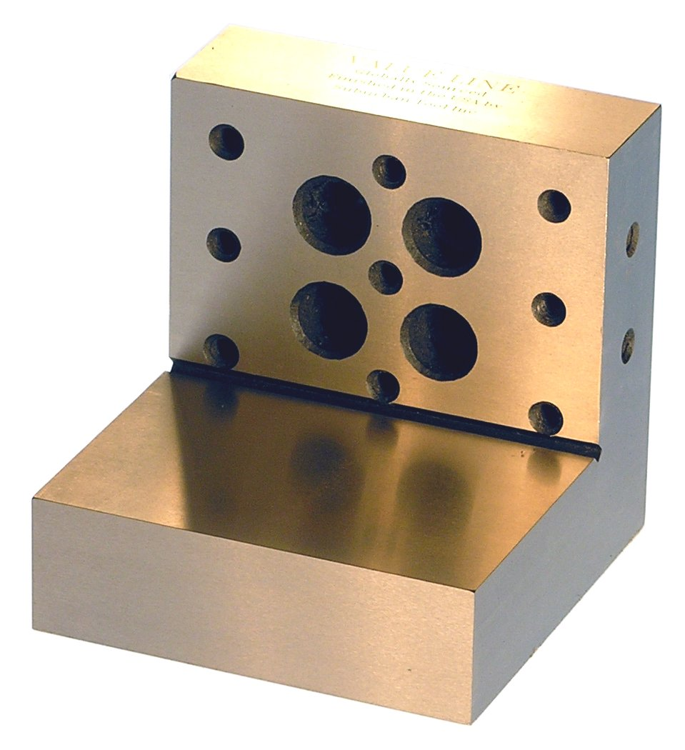 Value Line 4 x 4 x 4 x 1-1/4 Precision Angle Plate by Suburban Tool