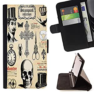 Dragon Case - FOR Samsung Galaxy Core Prime - You have your sample - Caja de la carpeta del caso en folio de cuero del tir¨®n de la cubierta protectora Shell