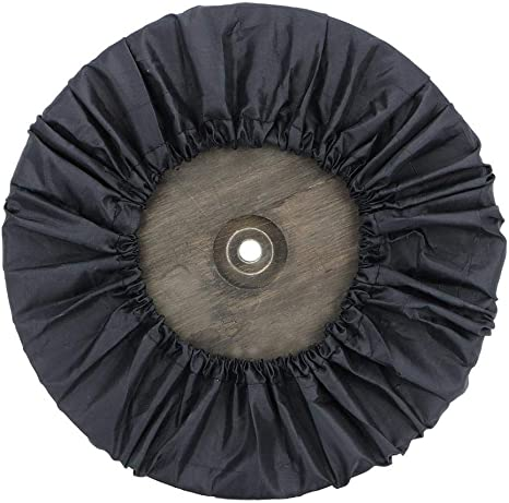 Opinión sobre Cubierta de la rueda del cochecito a prueba de polvo compacta extraíble con velcro apretado para la rueda del cochecito de bebé (rueda grande)