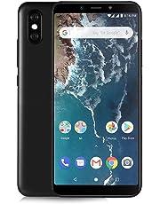 """Xiaomi Mi A2 Smartphones 5.99"""" Pantalla Full HD 4 GB RAM + 64 GB ROM Snapdragon 660 Octa Core SIM Dual 20MP Frontal + 20MP 12MP Dual Cámara Trasera Móviles Teléfono Negro(2018 más Nuevo)"""