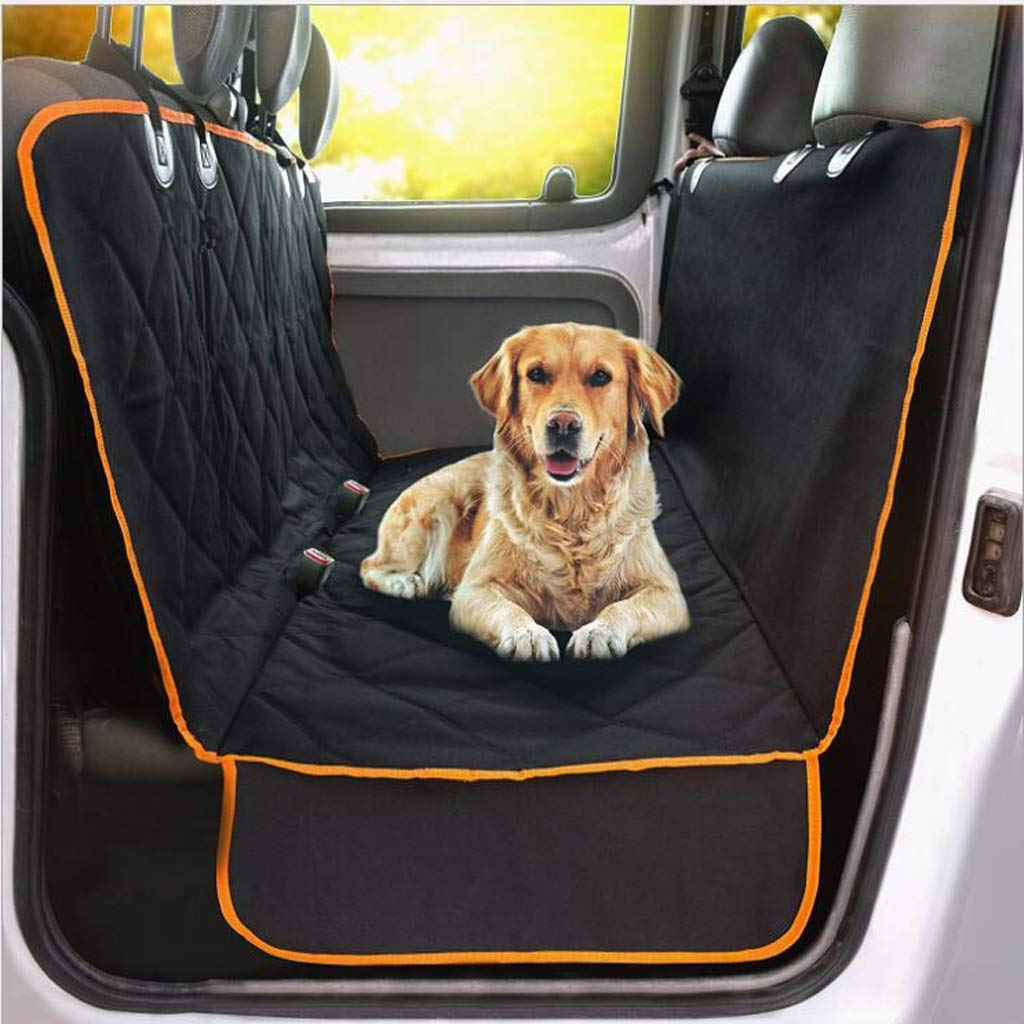 DUHUI Waterproof non-slip pet rear car seat car pet seat car dog pad