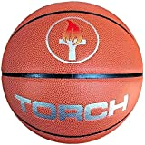 TORCH Men's Indoor/Outdoor Game Basketball – 29.5″ Official Size
