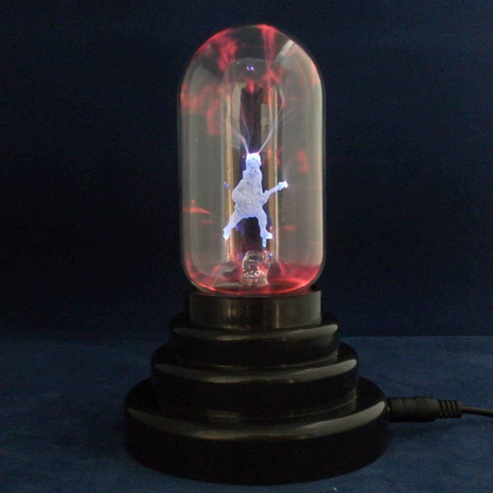 punto de venta de la marca CHEYAL USB USB USB Guitarra Esfera De Iones Electrostática Mágica Bola De Cristal LED Magic Glass Plasma Ball Nightlight Regalo Creativo  el mejor servicio post-venta