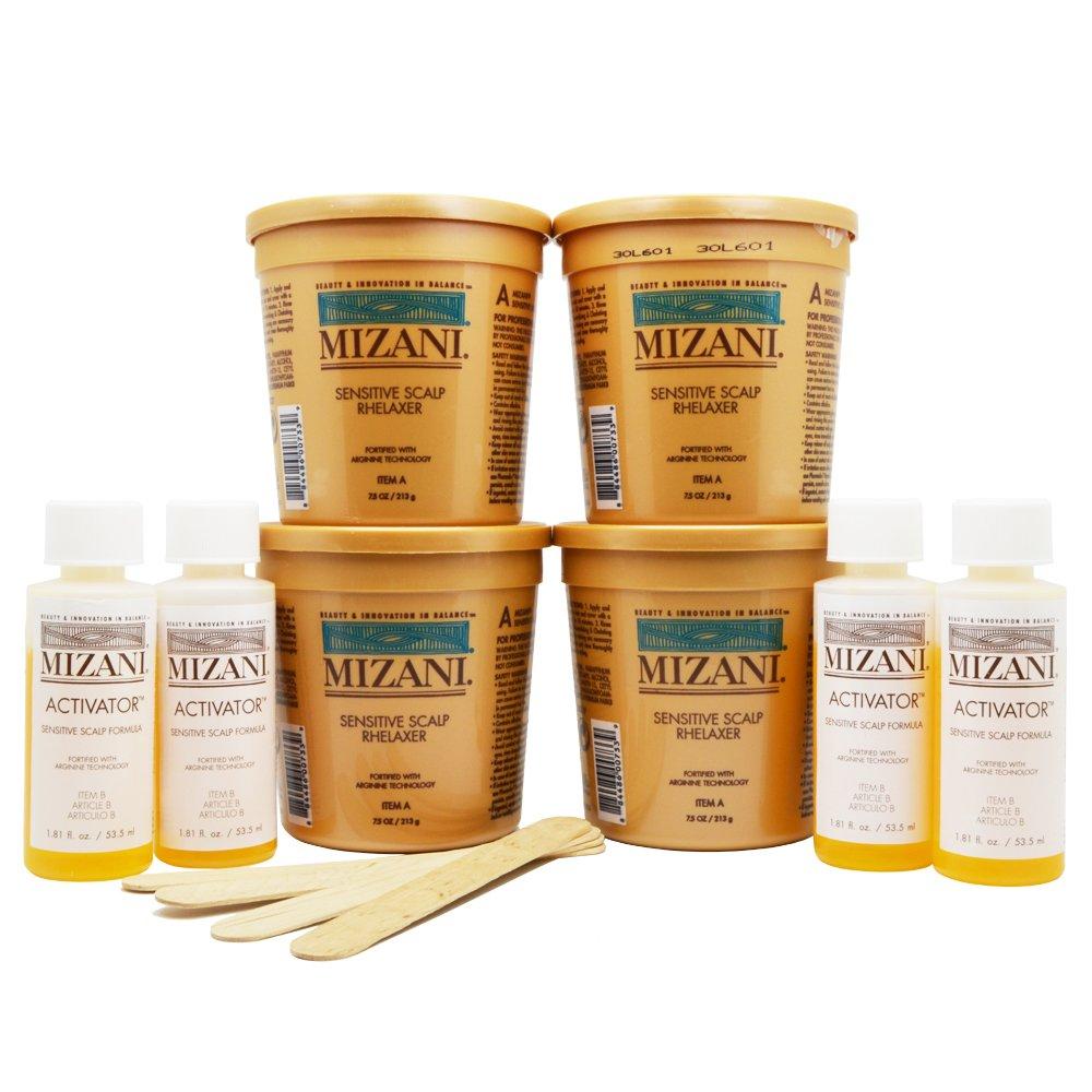 Mizani Relaxer Kit for Unisex by MIZANI