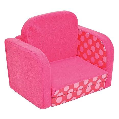 Strange Amazon Com Lotus Onda Pink Sofa Bed For 18 American Girl Andrewgaddart Wooden Chair Designs For Living Room Andrewgaddartcom