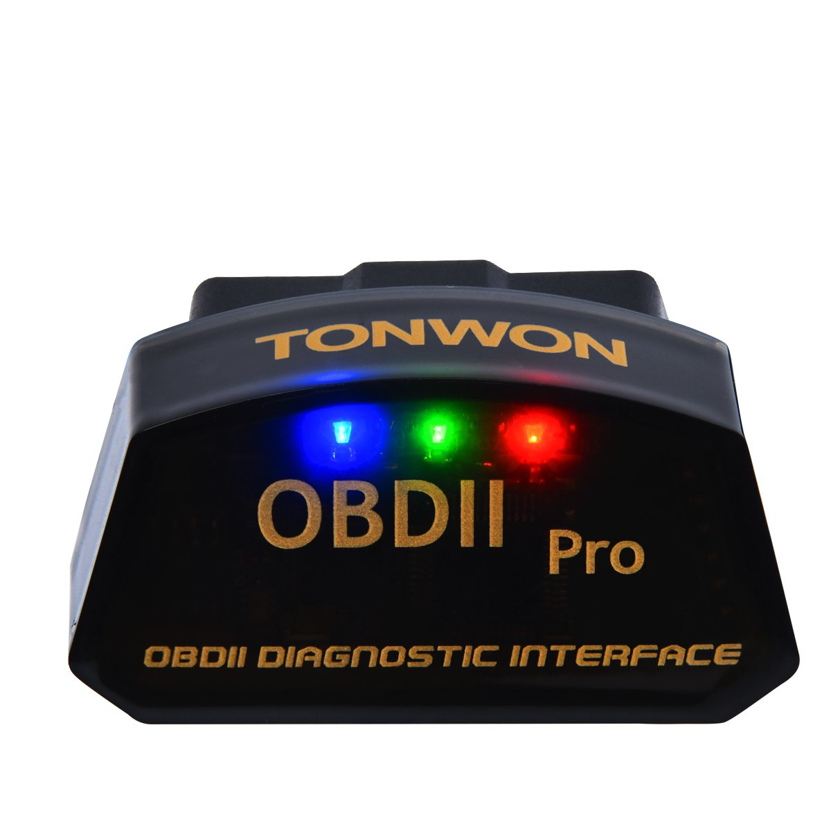 TONWON Pro Wi-Fi OBD2 ELM327 Car Fault Code Reader for iOS and Android TonwonEU WiFi