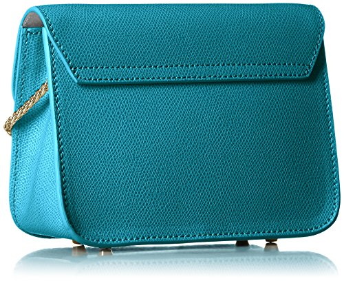 Furla Metropolis Mini Crossbody Turchese