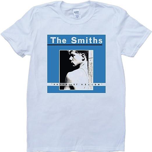 5494cd82 The Smiths Hatful of Hollow White, Custom Made T-Shirt | Amazon.com