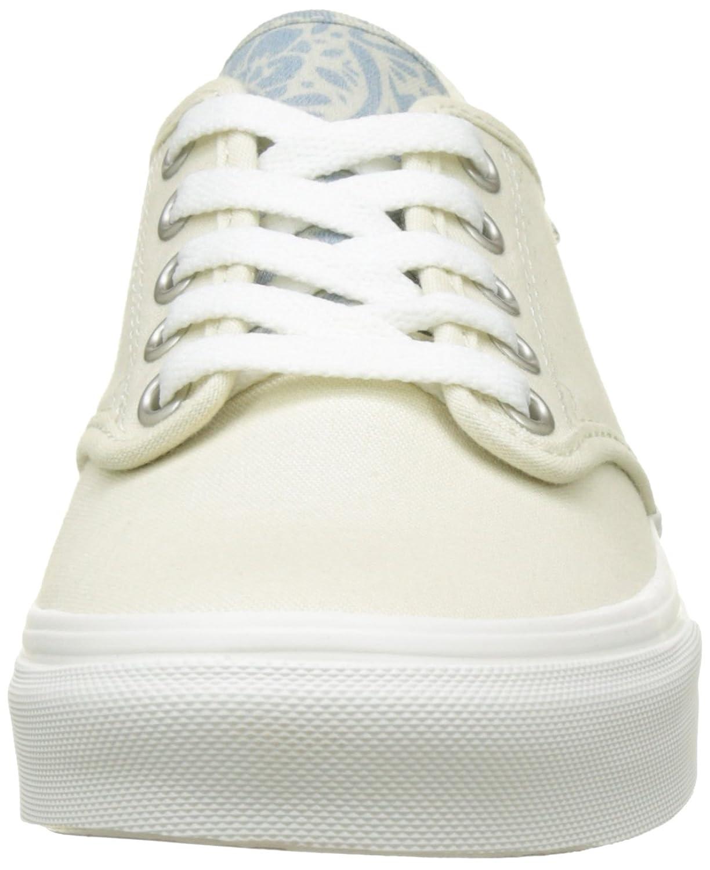 Vans WM Camden Stripe, Sneakers Basses Femme, Ivoire (Henna), 40.5 EU