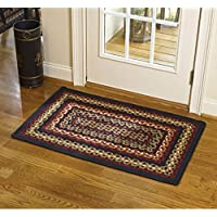 Park Designs Folk Art Braided Rectangle Rug - 27x45