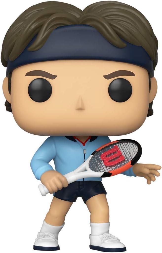 Funko- Pop Tennis Legends-Roger Federer 2020 Figura Coleccionable, Multicolor (50365)