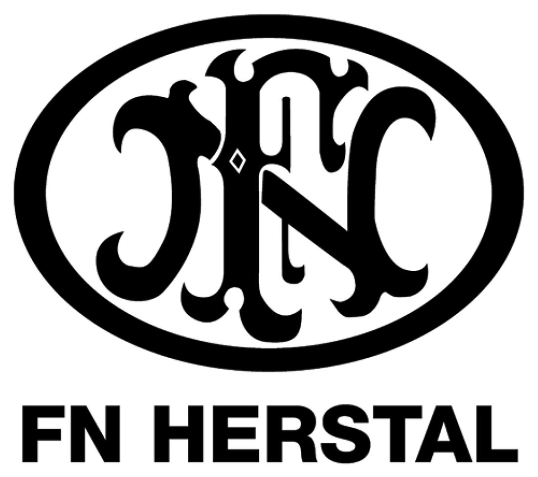 FNH FN Herstal Firearms Logo Logod Full Color Window Decal Sticker M22 Products DECAL/_SU206
