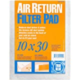 True Blue Cold Air Return Filter Pad, 10x30