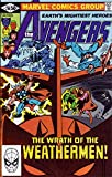 #1: Avengers, The #210 FN ; Marvel comic book