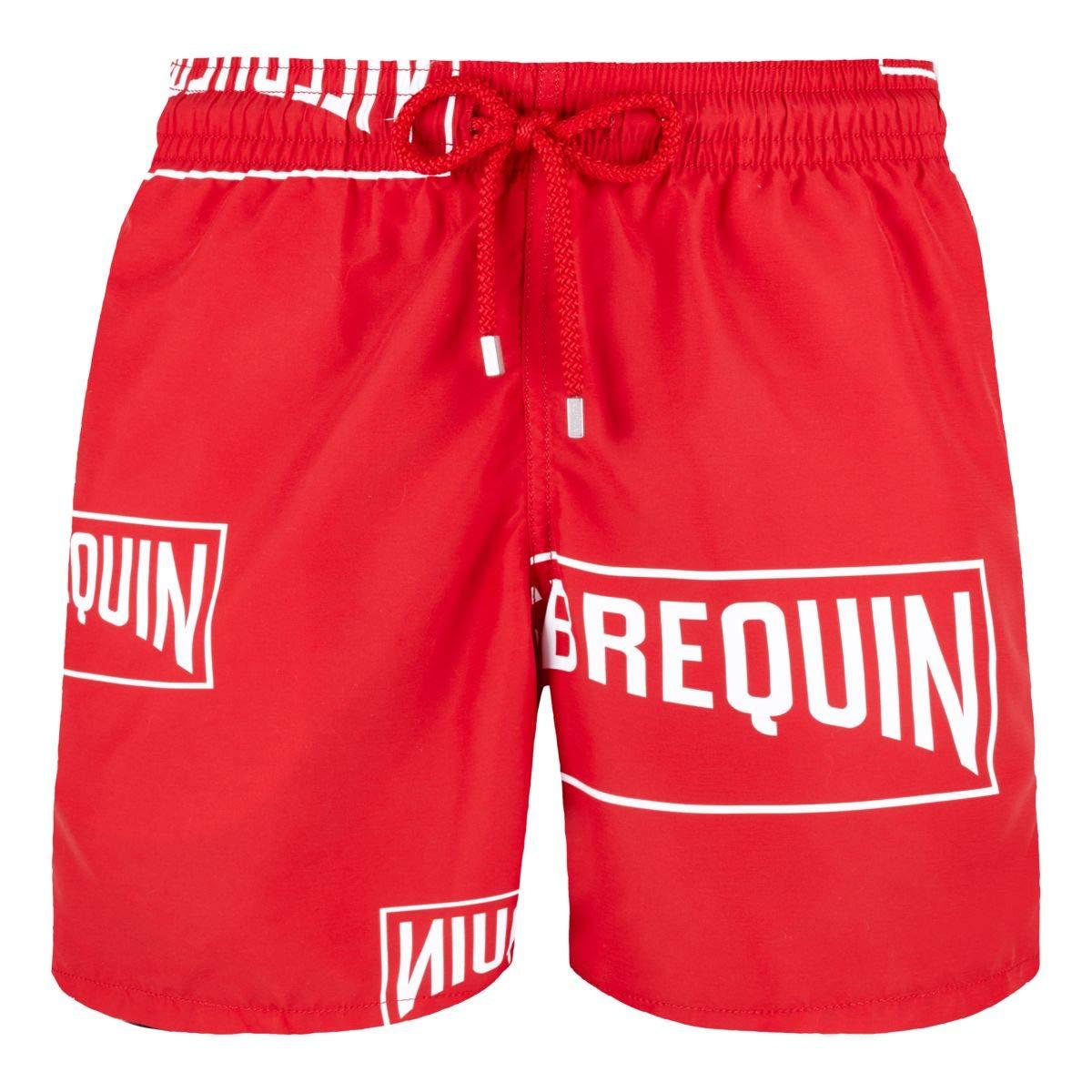 a90f4c4b74041 Vilebrequin Men's Collaboration Swimtrunks at Amazon Men's Clothing store: