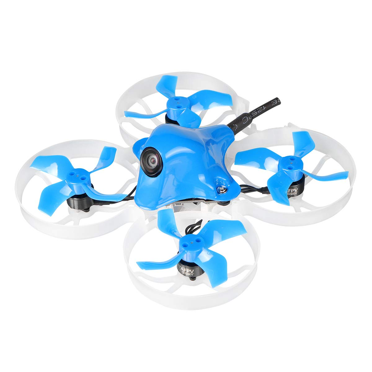 BETAFPV Beta75 Pro 2 Brushless Whoop Drone with 2S F4 AIO FC Frsky Recevier 5A ESC 25mW Z02 Camera 35 Degree OSD Smart Audio 08028 12000KV Motor PH2.0 Cable for Tiny Whoop FPV Racing