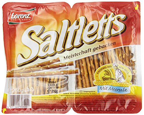 Lorenz Saltletts Stick Tray, 250 gram (8.8 oz)