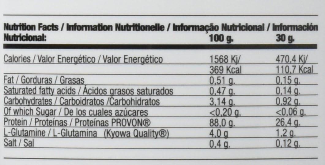 Quamtrax Proteina ISOPRO CFM Sabor Cookies & Cream - 2267 gr