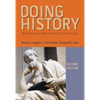 Doing History : Research and Writing in the Digital Age