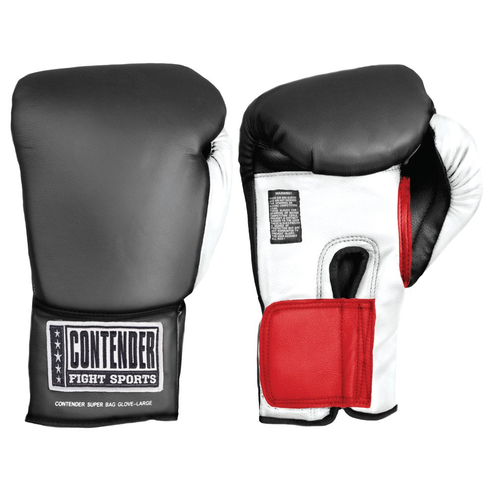 Contender Fight Sports Classic Boxing Bag Gloves CSBG S -P