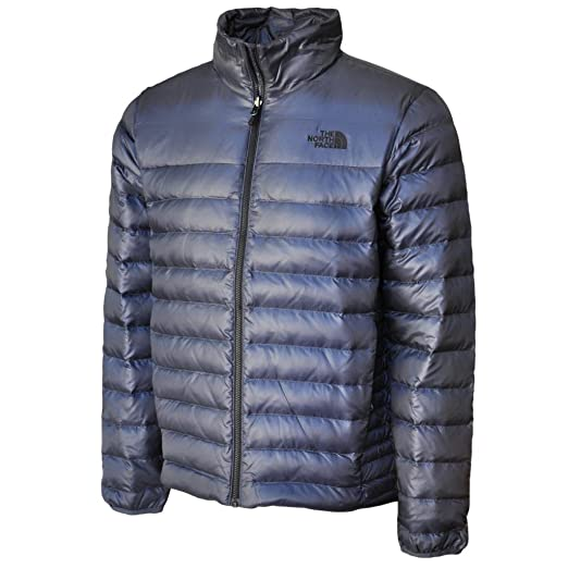 Amazon Com The North Face Men S Flare 550 Down Jacket Turbulence