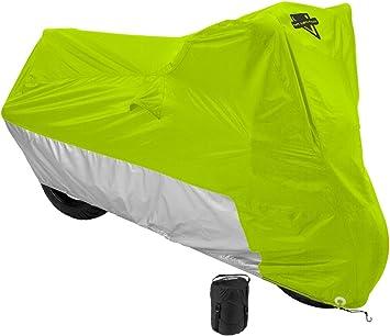 forro para parabrisas rayos UV con sistema de ventilaci/ón incluye arandelas protecci/ón contra el calor bolsa de compresi/ón protecci/ón contra la intemperie Funda Nelson/Rigg Deluxe para motocicletas