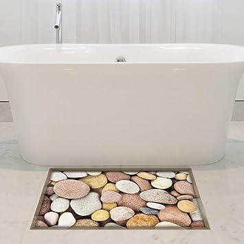 Gaojian Badezimmer Anti Rutsch 3d Boden Aufkleber Wasserdichte