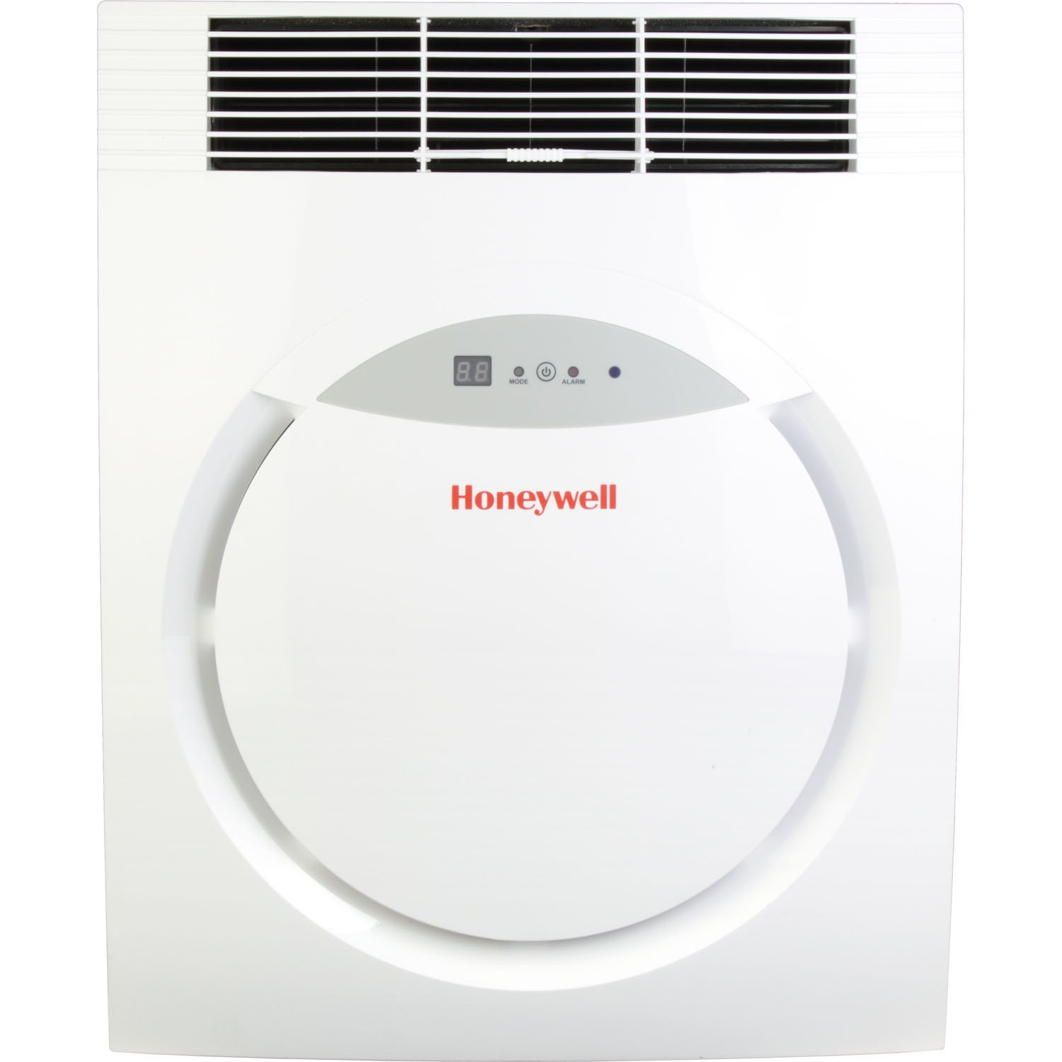 Amazon Honeywell MF08CESWW MF Series 8000 BTU Portable Air Conditioner With Dehumidifier Fan In White Home Kitchen