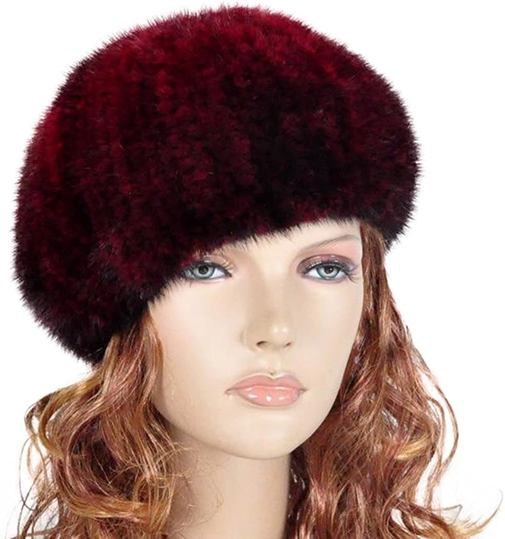 Fur Story Women's Knitted...