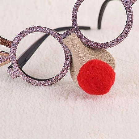 Amazon.com: Armfer-household supply - Gafas de Navidad para ...