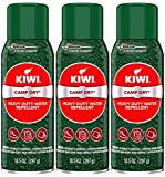 10. Kiwi Camp Dry Heavy Duty Water Repellent (3-10.5 oz cans)