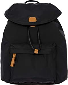 Bric's Women's X-Bag/x-Travel 2.0 City Backpack, Black, One Size