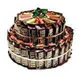 I Ate My Gift Birthday Chocolate Gift Pack IAMG030 Hershey Candy Cake - Large