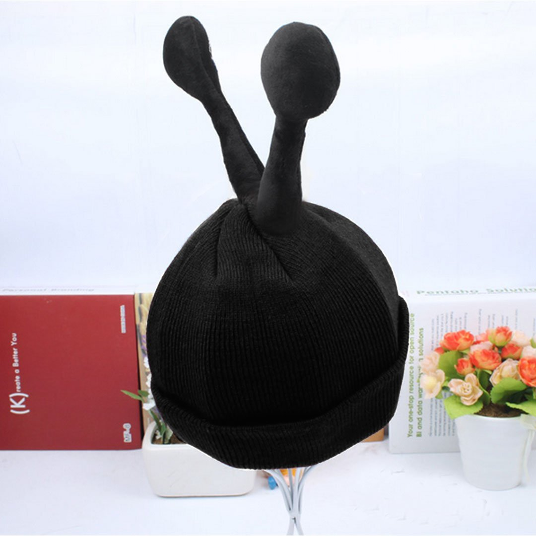 e56c1865439e Amazon.com  Sherry Baby Warm Knit Hat Cute Insect Antenna Toddler ...