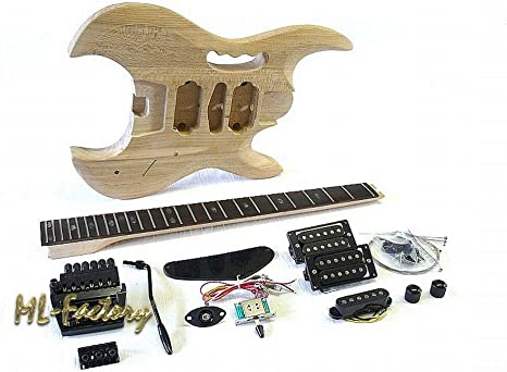 Guitarra Eléctrica/Guitar DIY Kit ML-Factory® Headless Handle ...