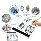 Diamond Painting A4 Ultra-Thin Portable LED Light