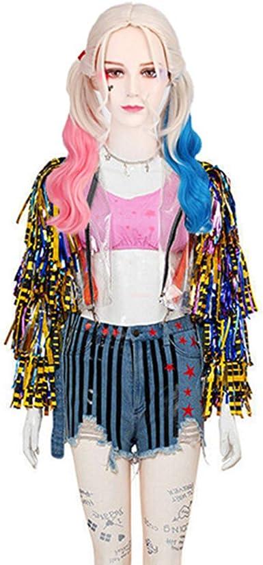 yacn Harley Quinn Traje Novedad de Mujer Traje de Moda Aves de ...