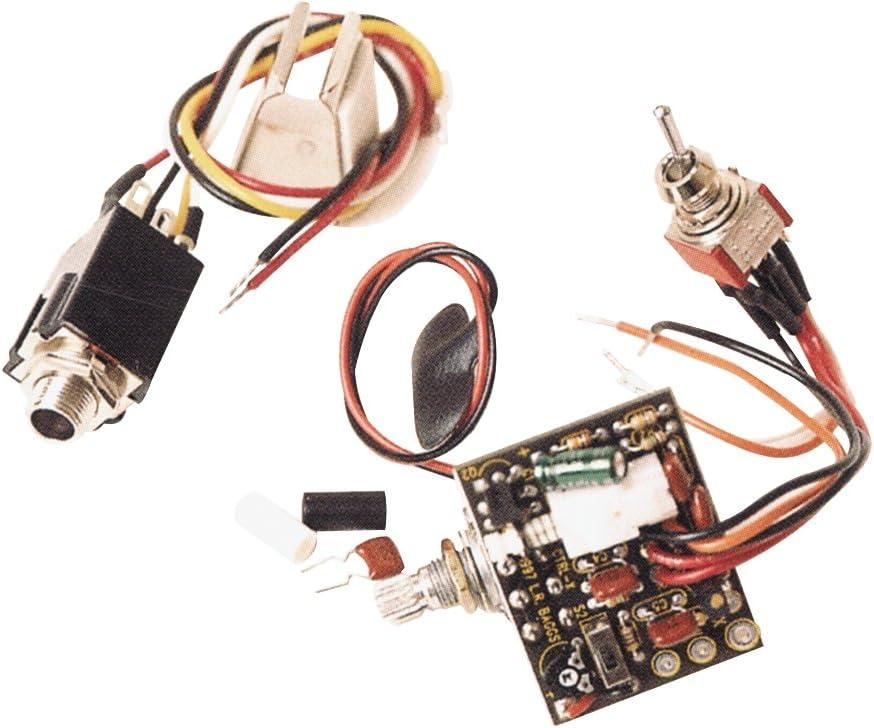 LR Baggs Control-X previo de guitarra eléctrica acústica: Amazon ...