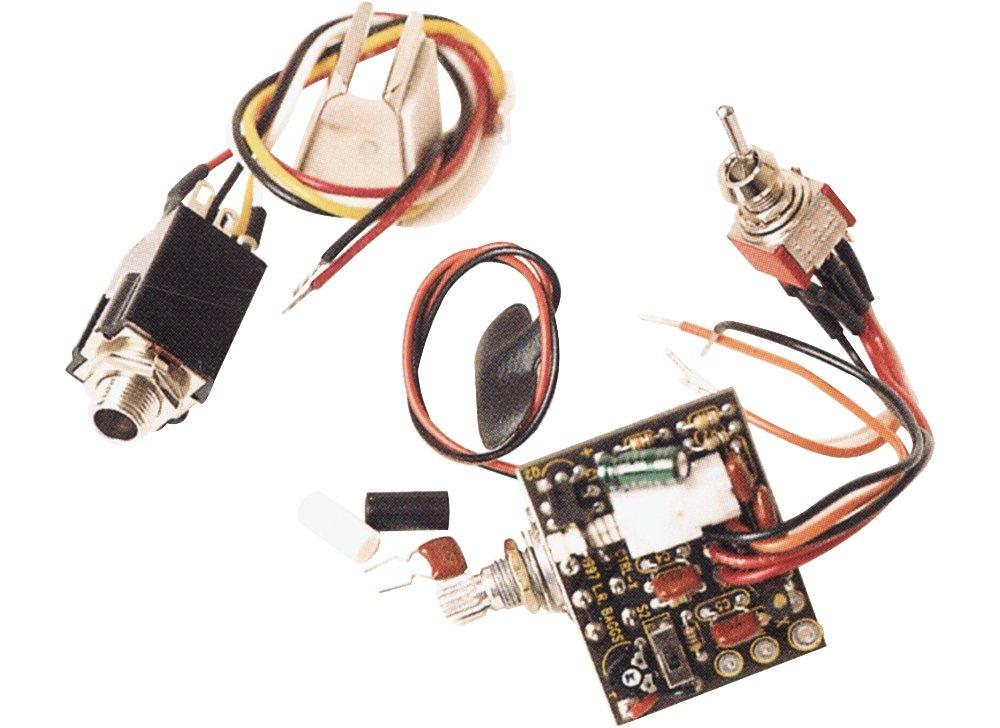 LR Baggs Control-X previo de guitarra eléctrica acústica: Amazon.es: Instrumentos musicales