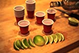 1.75 Ounce Mini Red Party Cup, Shot