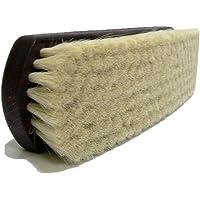 Valentino Garemi 鞋刷抛光磨光清洁真正超柔软羊毛 - 德国制造