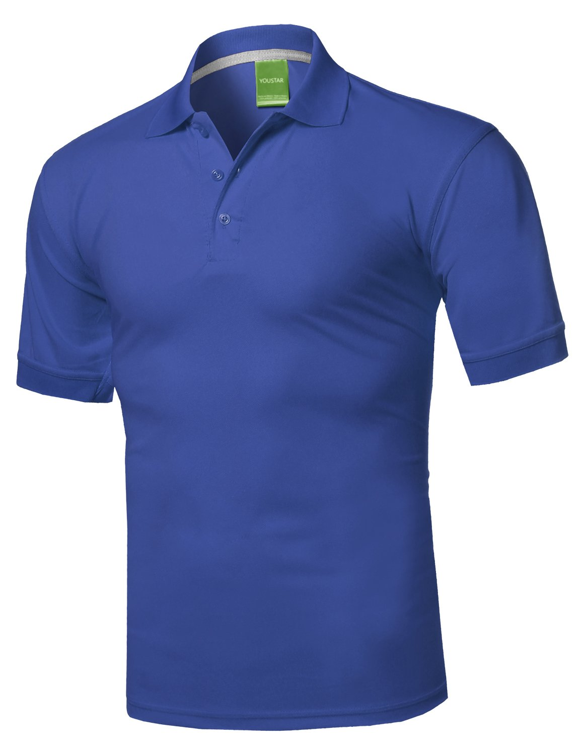 Youstar SHIRT メンズ B079Q6MR4V Small|Amtsts0133 Royal Blue Amtsts0133 Royal Blue Small