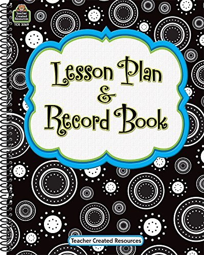 Crazy Circles Lesson Plan & Record Book Early Childhood Lesson Plans