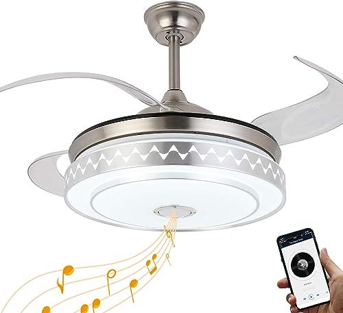 Ceiling Fan Retractable Blade