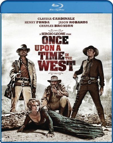 Once Upon A Time In The West [Blu-ray] by Warner Bros. (Once Upon A Time In The West 1968)