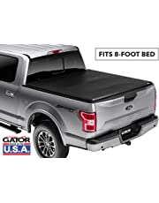 Gator ETX Soft Tri-Fold Truck Bed Tonneau Cover | 59314 | fits Ford F-150 2015-19 (8 ft bed)